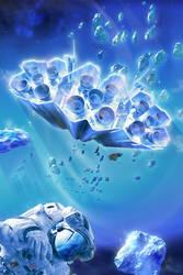 Frozen Off-World Dreams by Deepblu742