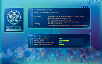 GZG Status UI by Deepblu742