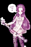 { at } acacia : chrome-bunny + SPEEDPAINT by chihaki