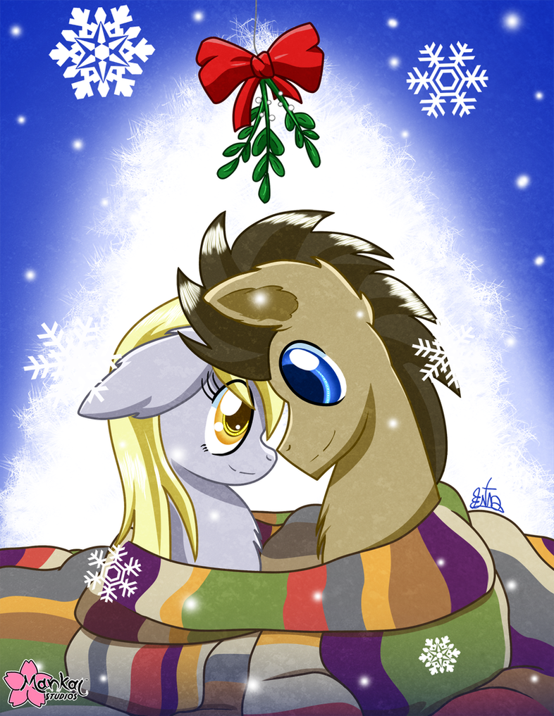 it_must_have_been_the_mistletoe_by_cloud