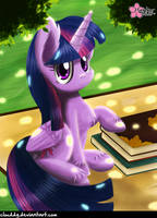 Open Up The Book. by CloudDG