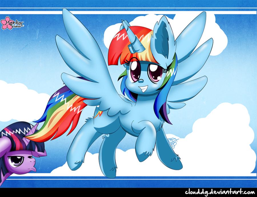 Pretty Princess by CloudDG