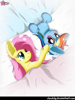 My Side Of The Bed by CloudDG