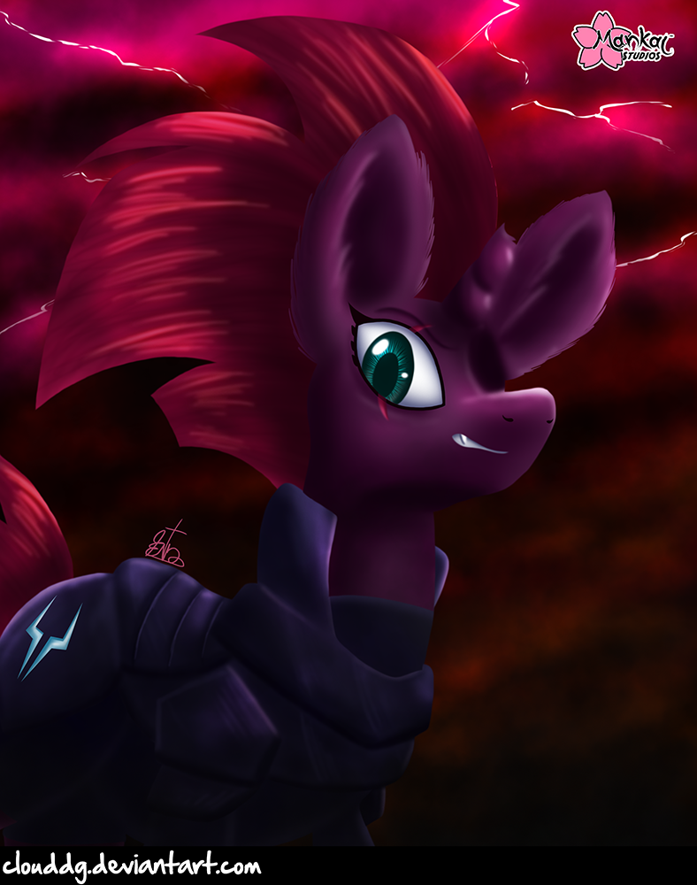 Sparks of the Tempest by CloudDG