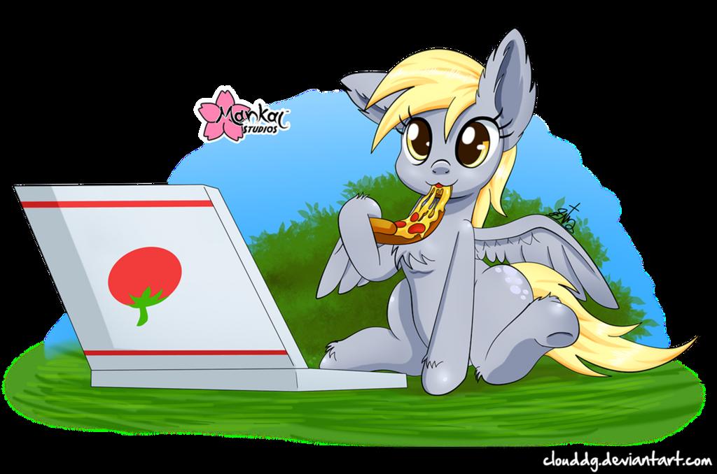 Pizza Deliverance by CloudDG