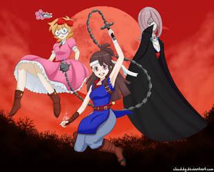 Divine Bloodlines by CloudDG