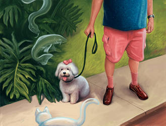 Pet Ghost Stories by jrgiddens