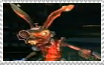 March Hare Stamp 3 by Wolena