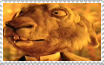 March Hare Stamp 6 by Wolena