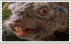 March Hare Stamp 7 by Wolena