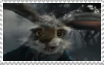 March Hare Stamp 8 by Wolena