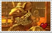 A:MR Dormouse Stamp by Wolena