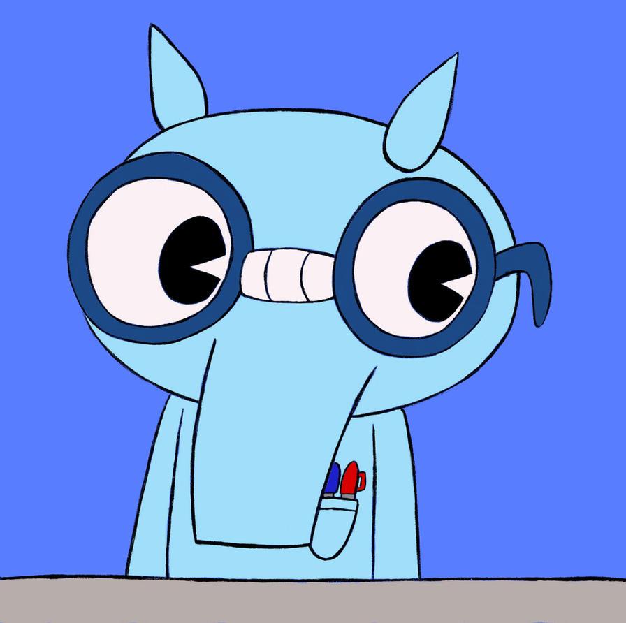 HTF - Brainy Anteater by Midnight-Lovestruck