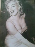 Marilyn Monroe. by biancajane4568
