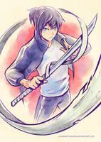 Come, Sekki! by ayashige-doodles