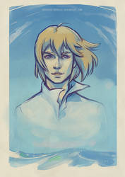 SNK - Armin by ayashige-doodles