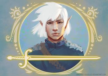 Elf by ayashige-doodles