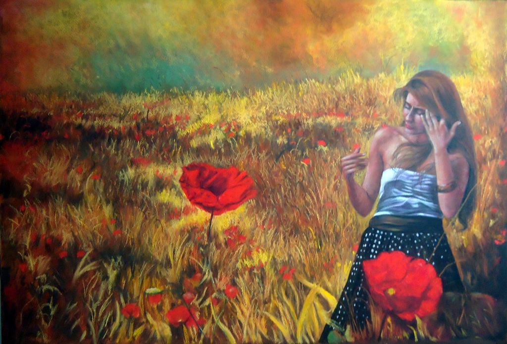 Soft Pastel Painting MD419 by blackblacksea