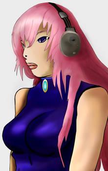 Megurine Luka Vocaloid