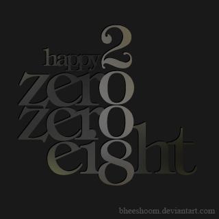 two zero zero eight by Bheeshoom