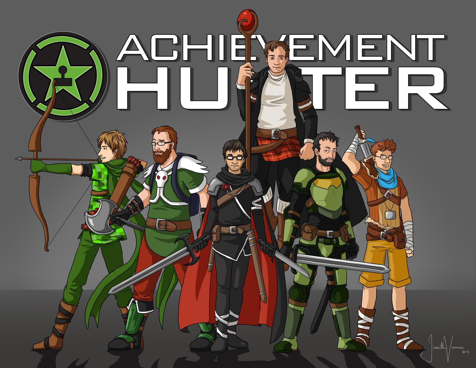 Achievement Hunter Kings