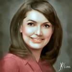 Portrait of Najwa Shihab