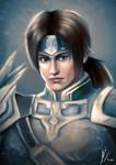 Portrait of Zhao Yun