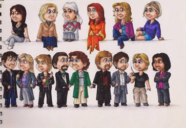 The Doctor's Companions :: VIII