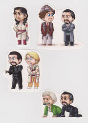Doctor and Master Chibies 4