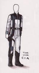 Costume Designs I :: Time War CIA
