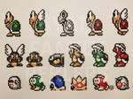 Super Mario All-Stars - SMB3 Enemy Perlers