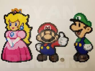 Paper Mario Perlers