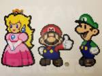 Paper Mario Perlers by jrfromdallas