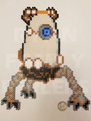Hyrule Warriors Baby Guardian Perler