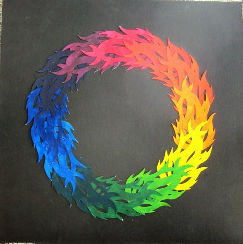 Color wheel on pinterest color wheels color wheel for Creative color wheel
