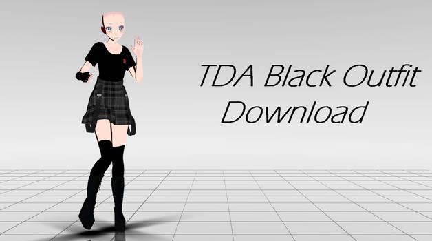 MMD - TDA Oufit Base [Download]