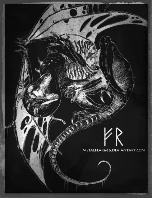 Drakon by METALFEAR666