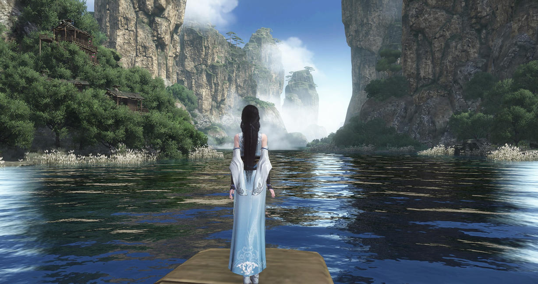 Justice Online Treacherous Waters by linzfrances