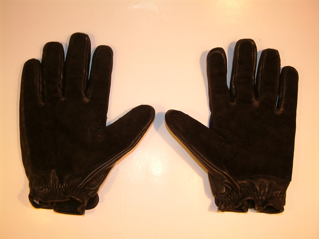 Gloves stock-photo 2 by damnlife-stock