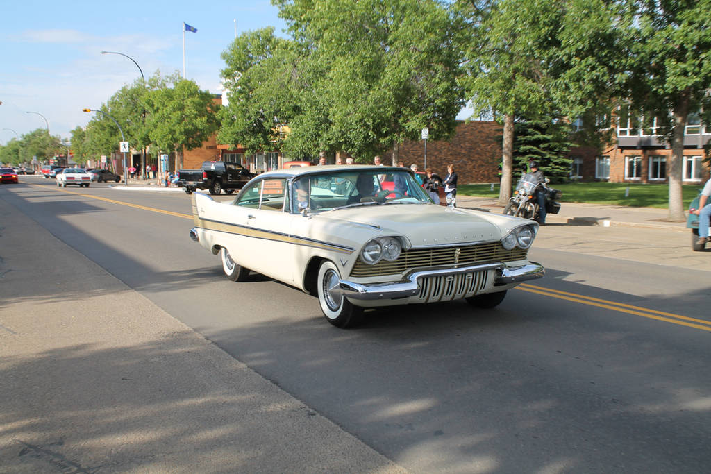57 Plymouth Fury by QuanticChaos1000