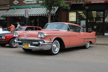 Pink Cadillac by QuanticChaos1000