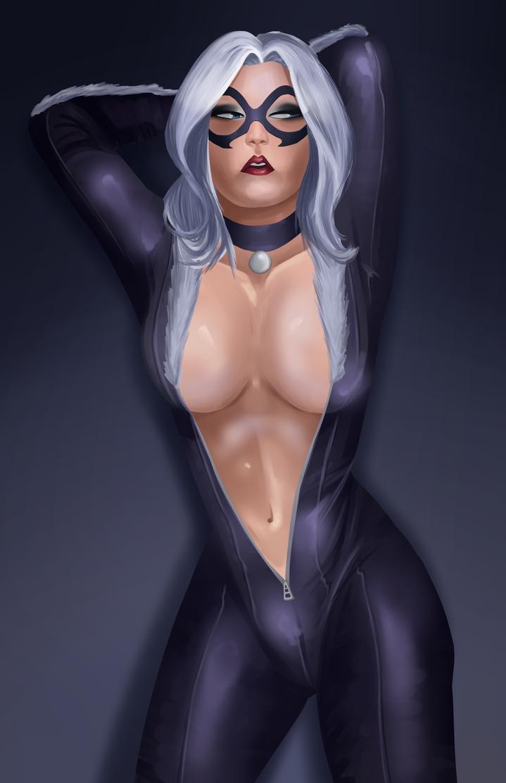 Black Cat Commission by Pilot-Obvious