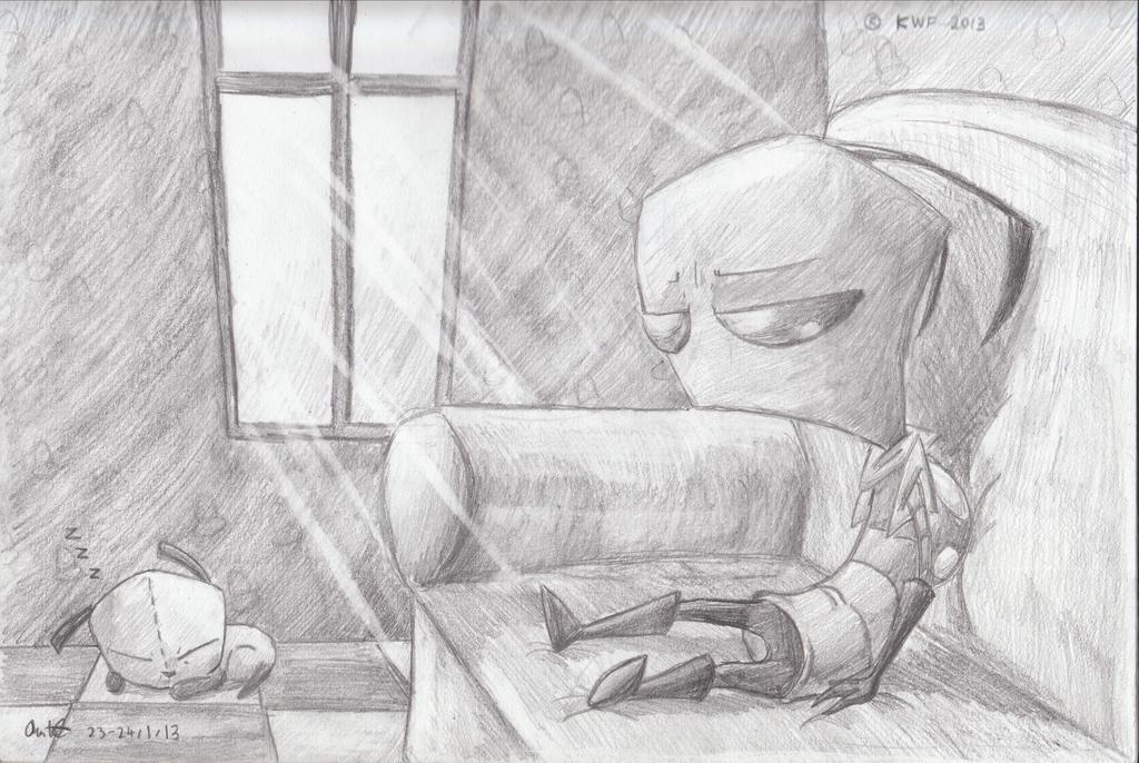 :Lonely Day: by KillerWaffleFreak