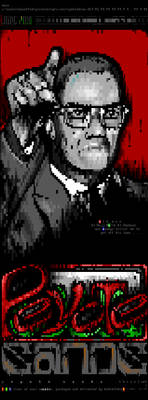 Peyote Sands ansi art