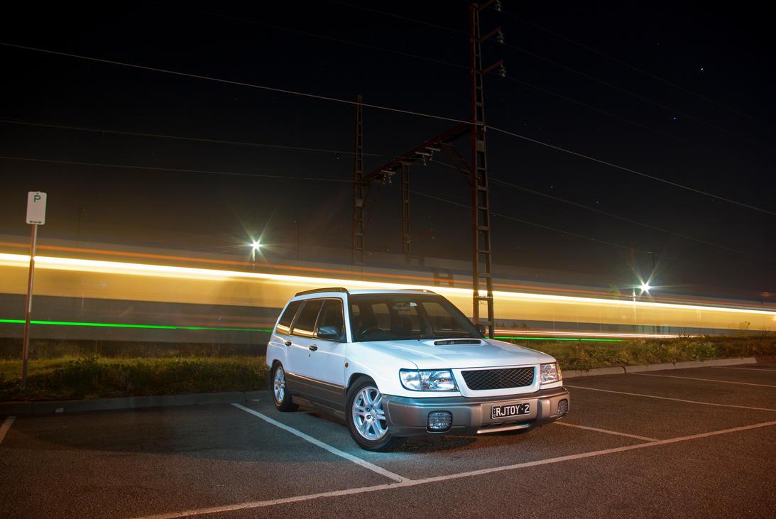 Subaru Forester GT by presti