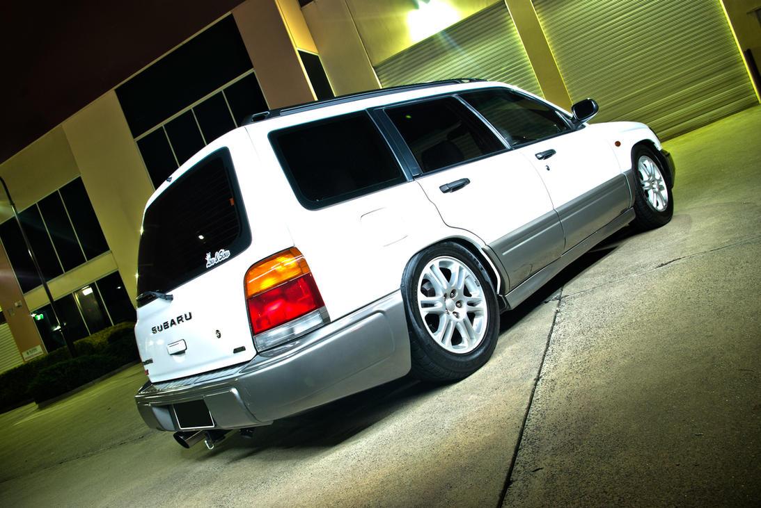 1999 Subaru Forester GT HDR by presti