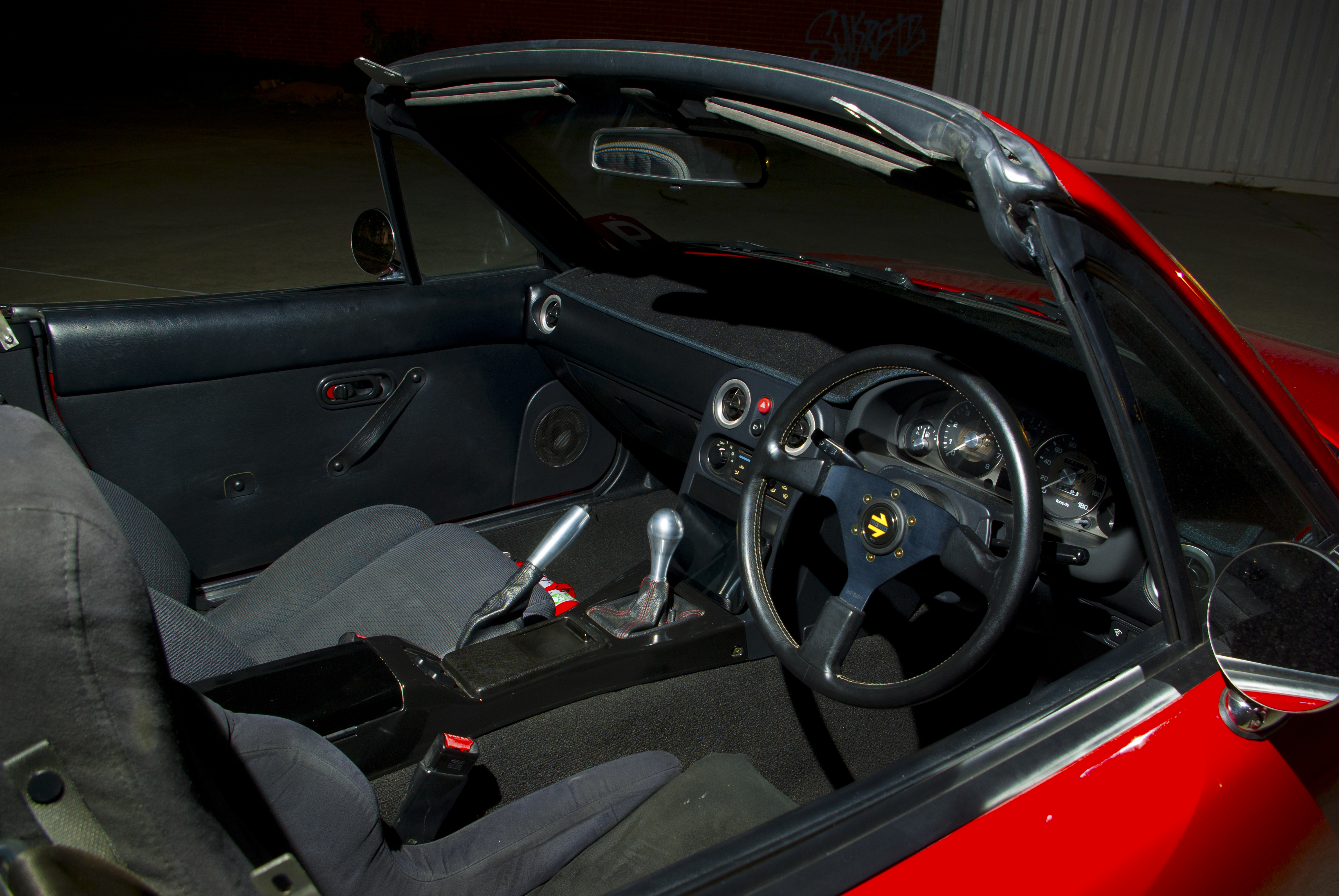 MX-5 Interior by presti