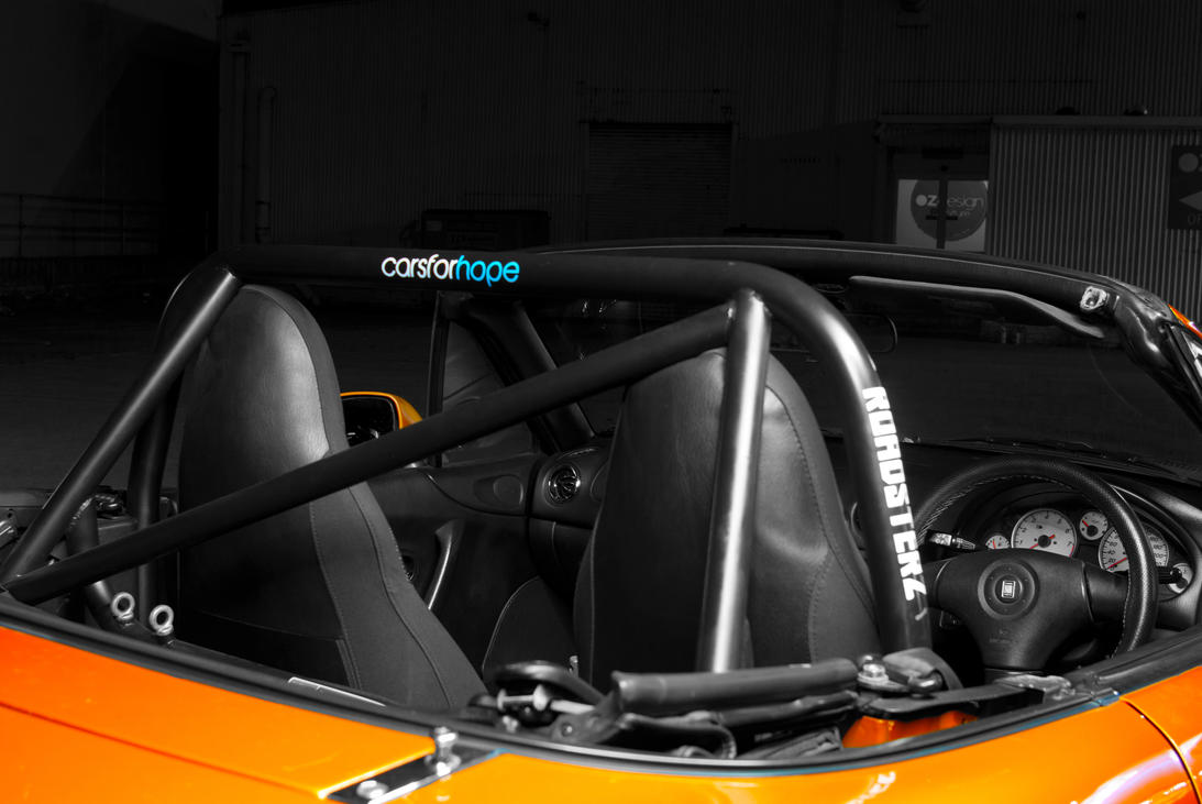 MX-5 Interior with Roll Rage by presti