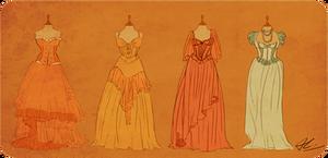 Marianna's Dresses
