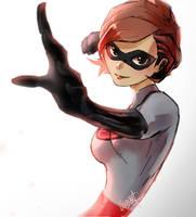 Supermom Elastigirl